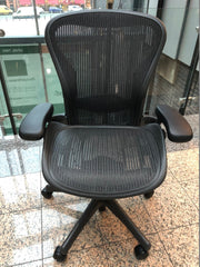 Herman Miller Aeron Chair Size B Office Chair