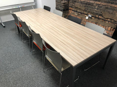 Herman Miller 8-10 Person Meeting Table