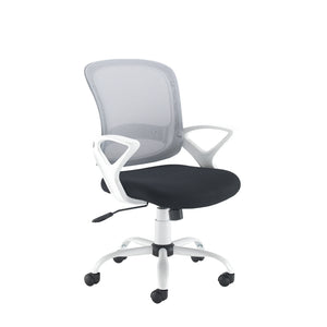 Tyler Mesh Back Operator Chair - Flogit2us.com