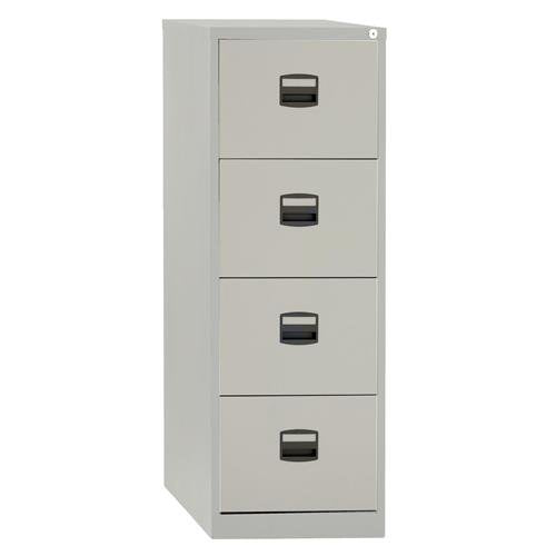 4 Drawer Steel Filing Cabinet - Flogit2us.com