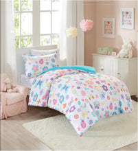 Load image into Gallery viewer, Mi-Zone Fluttering Farrah Single Duvet Set - Flogit2us.com