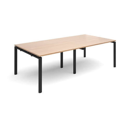 Adapt II Rectangular Boardroom Table - Flogit2us.com