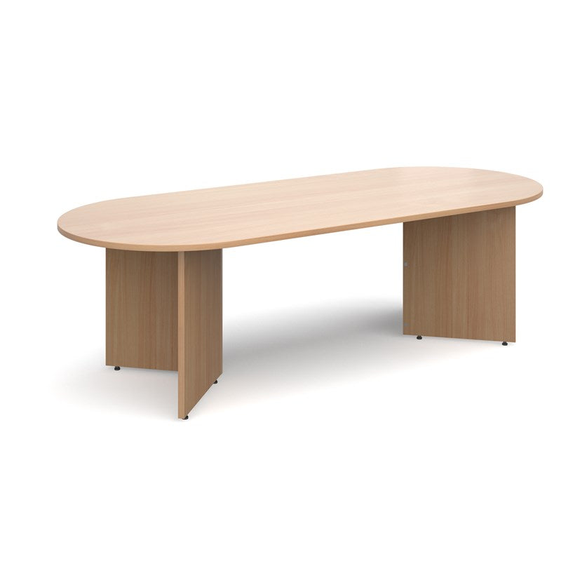Arrow D-End Boardroom Table - Flogit2us.com