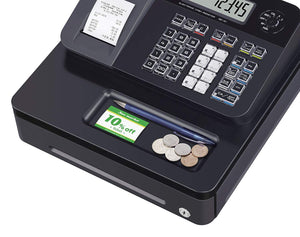 Casio SE-G1SB Cash Register (Ex-Display) - Flogit2us.com