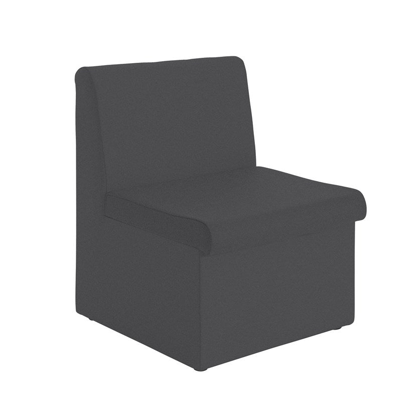 Alto Modular Seating - Charcoal - Flogit2us.com