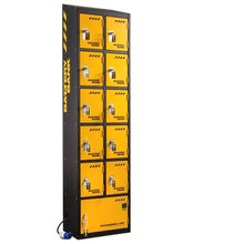 Load image into Gallery viewer, Defender Battery Bank – 10 Door Charging Locker - Flogit2us.com