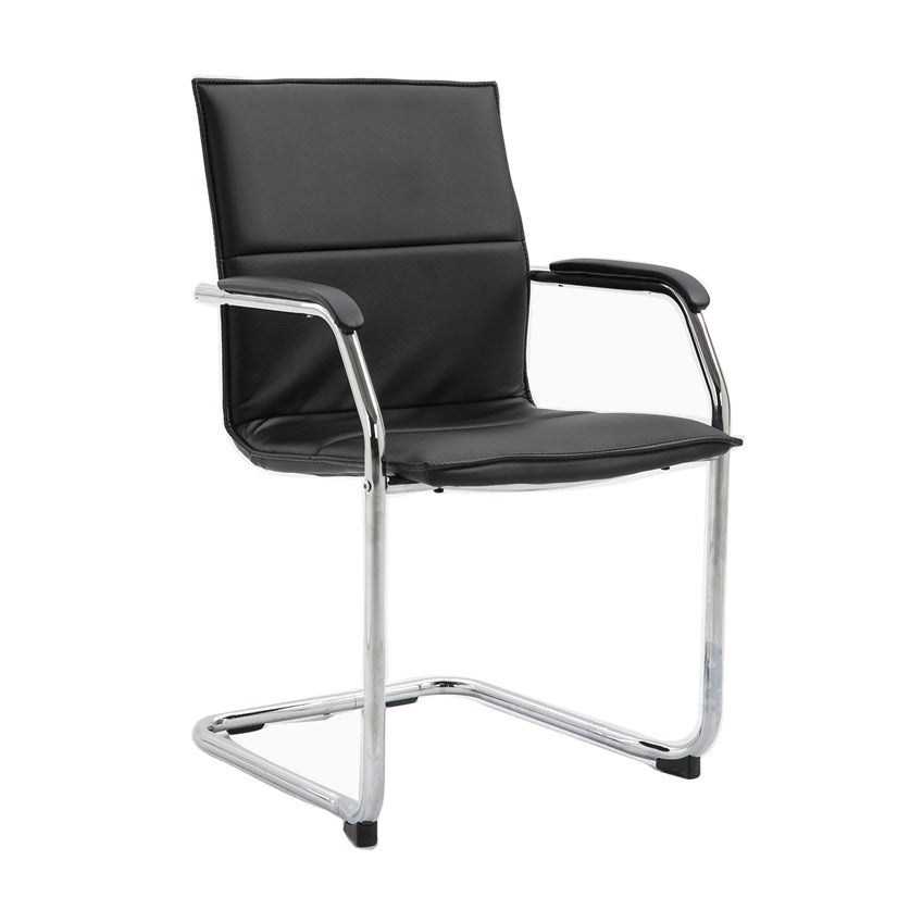 Essen Stackable Meeting Room Cantilever Chair - Flogit2us.com
