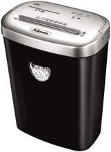 Load image into Gallery viewer, Fellowes Powershred 53C 10 Sheet Cross Cut Personal Shredder - Flogit2us.com