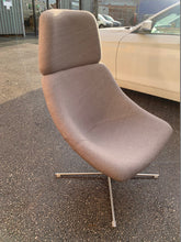 Load image into Gallery viewer, Upholstered Lounge Chair - Grey - Flogit2us.com