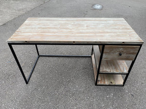 Loaf Den Reclaimed Timber Home/Office Desk (FREE UK Delivery) - Flogit2us.com