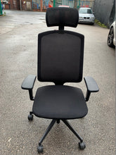 Load image into Gallery viewer, High Back Mesh Ergonomic Office Chair (New Slight Second)
