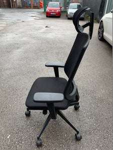 High Back Mesh Ergonomic Office Chair (New Slight Second) - Flogit2us.com