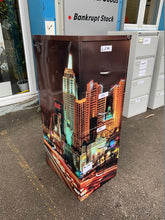 Load image into Gallery viewer, Las Vegas Themed 4 Drawer Filing Cabinet