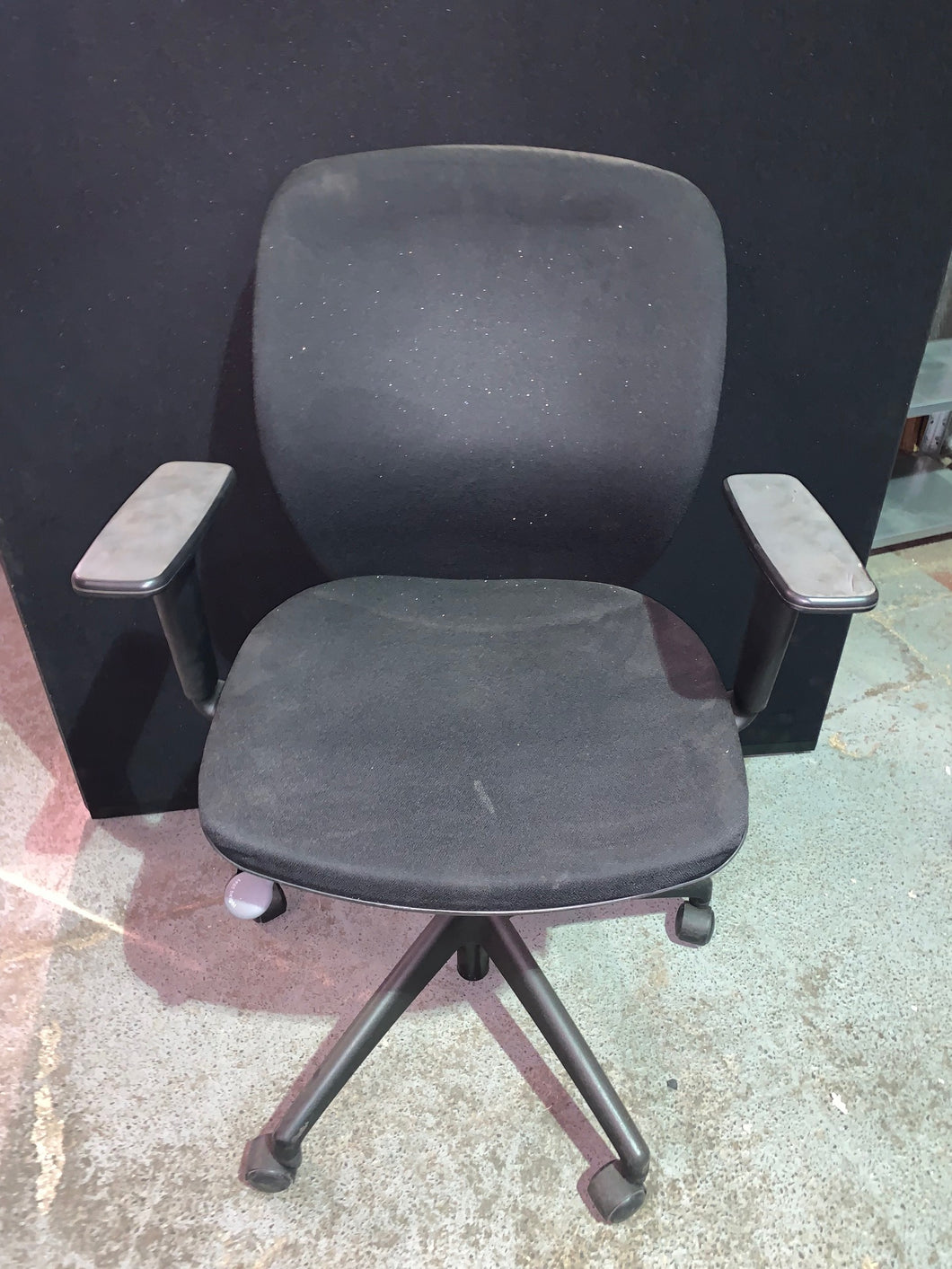 Orangebox Task Chair Black - Flogit2us.com