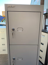 Load image into Gallery viewer, Bisley 6 Door Locker Goose Grey (New Slight Second) - Flogit2us.com