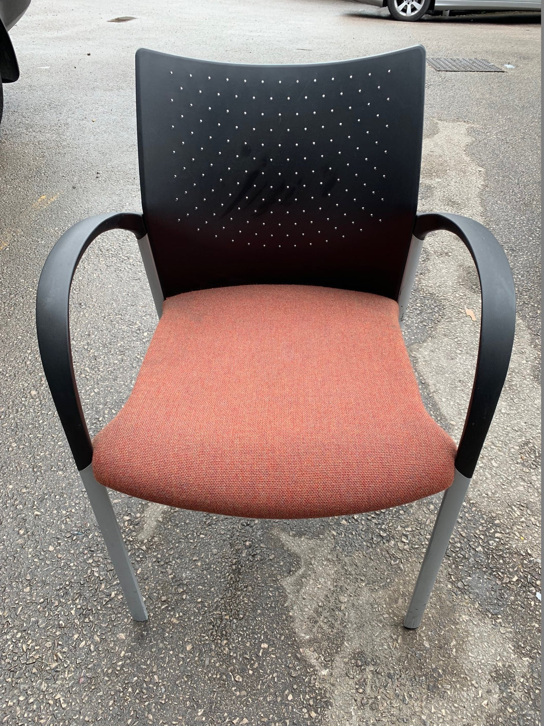 Vector Conference/Meeting Chair (New Slight Second) - Flogit2us.com