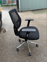 Load image into Gallery viewer, Mesh Back Multi Function Office Chair Black - Flogit2us.com