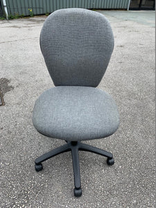 Grey Posture Office Chair - Flogit2us.com