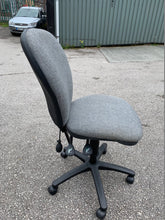 Load image into Gallery viewer, Grey Posture Office Chair - Flogit2us.com
