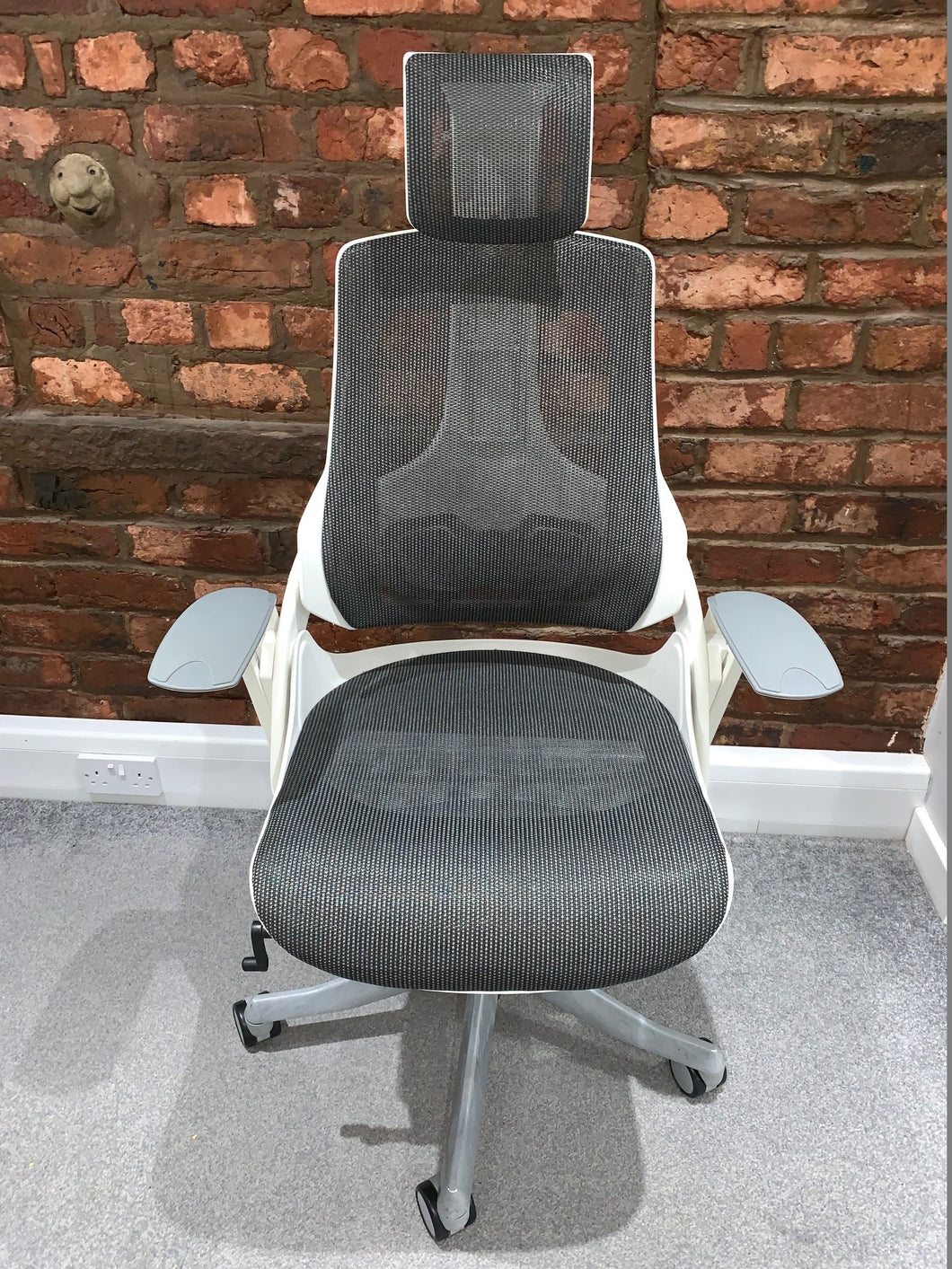 Merryfair Storm MK2 Ergonomic Office Chair - Flogit2us.com