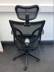 Mesh High Back Multi Function Office Chair - Flogit2us.com