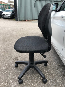 Charcoal Operators Chair