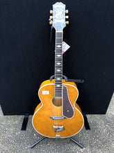 Load image into Gallery viewer, Epiphone Deluxe Round Hole Masterbilt Electro Acoustic Guitar - Flogit2us.com