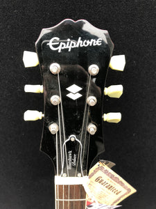 Epiphone Blueshawk Deluxe Wine Red Electric Guitar