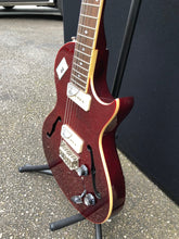 Load image into Gallery viewer, Epiphone Blueshawk Deluxe Wine Red Electric Guitar