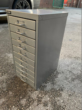Load image into Gallery viewer, Triumph Silver Multi Drawer Unit - 10 Drawer - Flogit2us.com