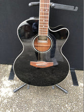 Load image into Gallery viewer, Yamaha Compass Series CPX500 BL Black Semi Acoustic Guitar