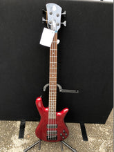 Load image into Gallery viewer, Spector Performer 4 String Electric Bass in Metallic Red
