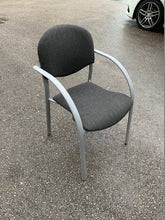 Load image into Gallery viewer, Charcoal Reception/Meeting Chair - Flogit2us.com