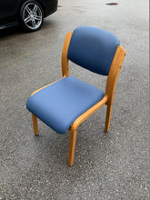 Load image into Gallery viewer, Meeting Room/Reception Chair - Blue - Flogit2us.com