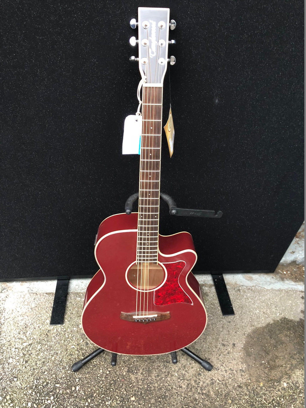 Tanglewood TW4 BR Electro Acoustic Guitar - Flogit2us.com