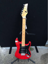 Load image into Gallery viewer, Korean Mustang Red Electric Guitar 28-1100-958