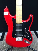 Load image into Gallery viewer, Korean Mustang Red Electric Guitar 28-1100-958 - Flogit2us.com