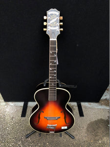 Epiphone Zenith Masterbilt Acoustic Guitar With Pickup