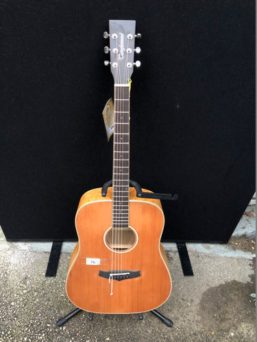 Tanglewood TW11D OL Olive Wood Acoustic Guitar