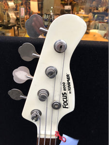 Kramer Focus 8000 Bass Guitar - Flogit2us.com