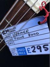 Load image into Gallery viewer, Kramer Focus 8000 Bass Guitar - Flogit2us.com