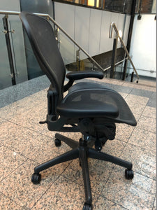 Herman Miller Aeron Chair Size B Office Chair - Flogit2us.com