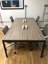 Load image into Gallery viewer, Herman Miller Memo 4 Person Workstation Grey - Flogit2us.com