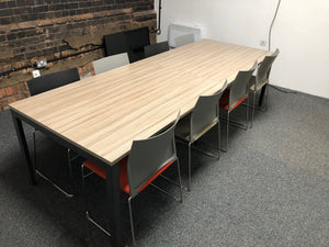 Herman Miller 8-10 Person Meeting Table - Flogit2us.com