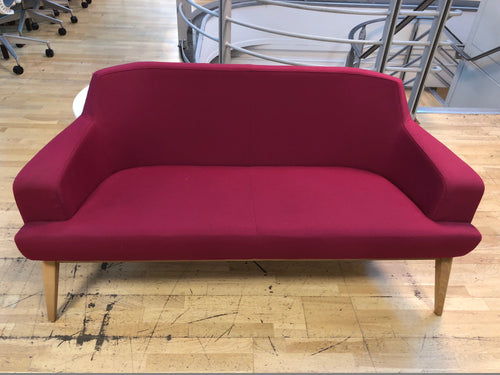 Herman Miller Jetty Reception/Break Out Sofa - Multiple Colours - Flogit2us.com