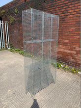 Load image into Gallery viewer, 9 Compartment Wire Mesh Locker - Flogit2us.com