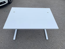 Load image into Gallery viewer, 1200mm White Straight Desk (Special Offer) - Flogit2us.com