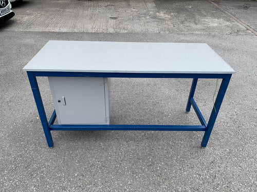 Benchmaster Medium Duty Work Bench With Cupboard