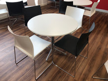 Load image into Gallery viewer, Round Meeting/Canteen Table And Chairs - Flogit2us.com