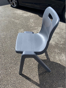 Titan Plastic Stacking Chair